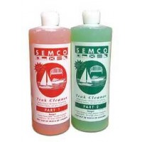 Semco Teak Cleaner Part 1 + Part 2